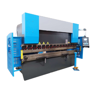 WC67K-160X3200 NC Hydraulic Press Brake With Controller Estun E300