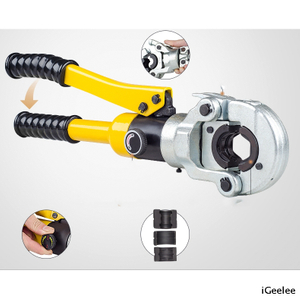 Hydraulic Pipe Pressing Tool IG-1632 for Crimping Range of 12-32mm Pipes