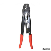 HS-16 JAPANESE STYLE CRIMPING PILER FOR Terminal 1.5-16 Mm2 CRIMPING PLIERS RATCHET Crimping Tools Pliers