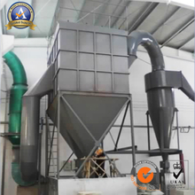 Metal Smelting Furnace Flue Gas Filter System Cyclone Filter With Bag Filter