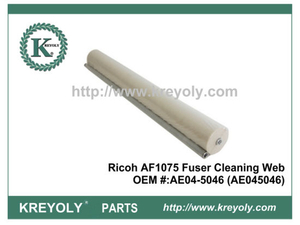 High Quality Ricoh 1075 Cleaning Web Roller AE04-5046 (AE045046)