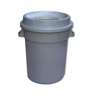 Four Wheels with Plastic for Waste Bin (KL-022)