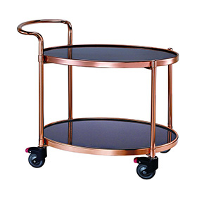 Bar Service Trolley Luxury Hotel Catering Food Liquor Trolley
