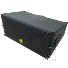 V8 3 Way Dual 10 inch Column Line Array Loudspeaker for Concert Audio
