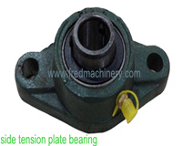 side tension plate bearing