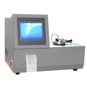 DSHD-5208A High-temperature Flash Point Tester