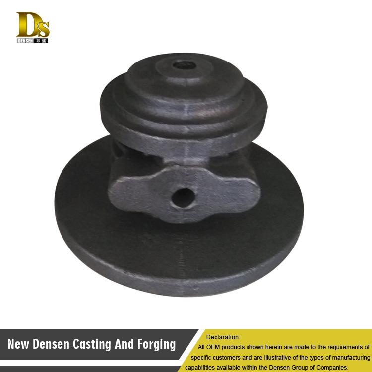 中国製Iron、鋼鉄砂型で作るポンプおよびターボチャージャーの企業の部品を投げなさい