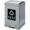 Waste can with stainless steel for cinama HW-318