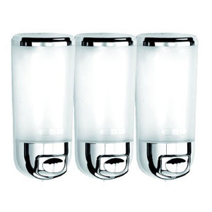 Liquid Soap Dispenser with Three Head (KW-163K)
