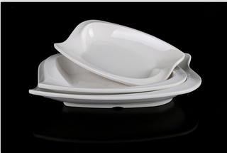 Tableware Dish with Melamine for Food (TP-2046)