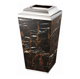 Product model :YH-013 Marble Waste Can