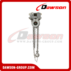 Low Headroom Stainless Steel Chain Hoist