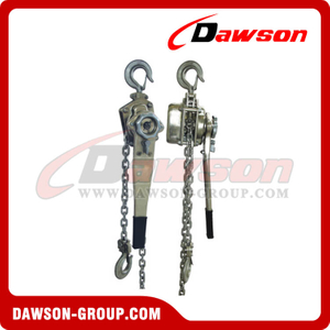 0.75T - 6T Stainless Steel Lever Hoist / Stainless Steel Lever Block for Ship-Buildings