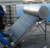Copper Coil Solar Water Heater (pre-heating solar water heater)