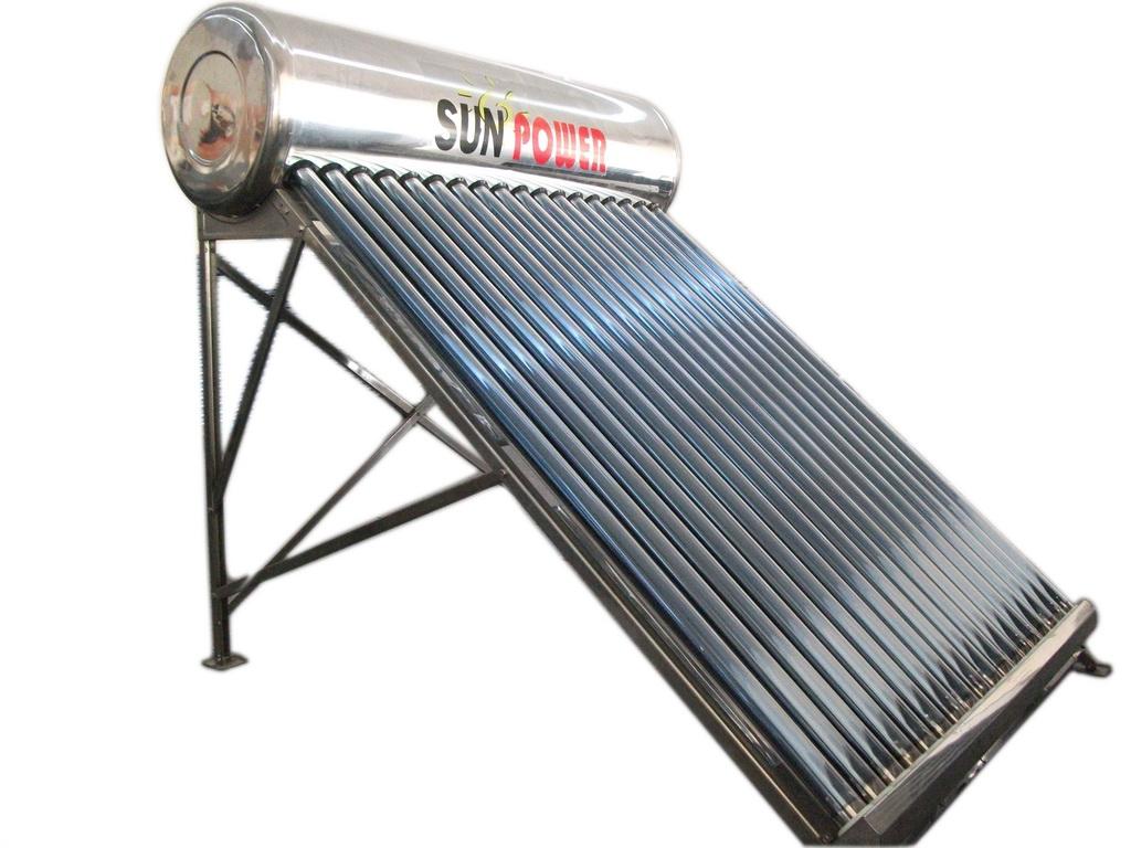 Agua de fuga del calentador inferior