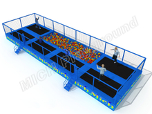 Mich trampoline park 3069A