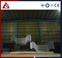 Omega sheet pile and light weight sheet pile manufacturer