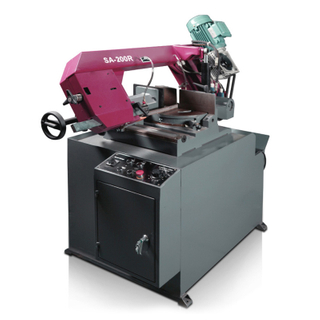 SA-200R High Accuracy Miter Cutting Band Saw Machine with CE Standard