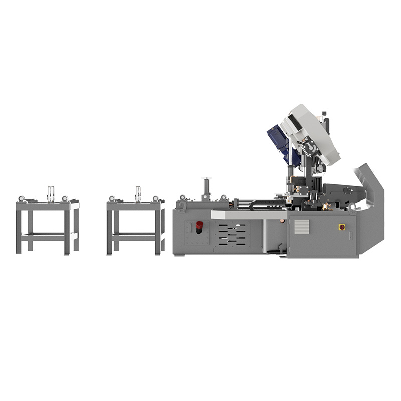 HBS330-A High Quality Rotating Horizontal Band Sawing Machine with CE