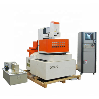 DK7740HC Low Cost Metal CNC EDM Wire Cutter Machine