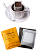Fully automatic inner and outer bag drip coffee packing machine