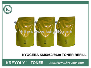 TONER POWDER REFILL for KYOCERA KM5050/6030