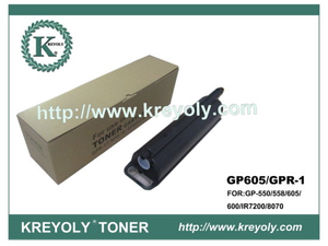 Compatible Toner Cartridge for Canon GP605/GPR-1