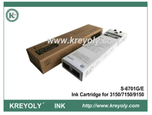 Riso ComcColor 3150 7150 9150 Ink Cartridge S-6701 S-6702 S-6703 S-6704
