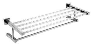 304 Stainless Steel Towel Rack for Bathroom (KW-6114)