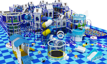 MICH Indoor Soft Playground Design para diversões 7015B