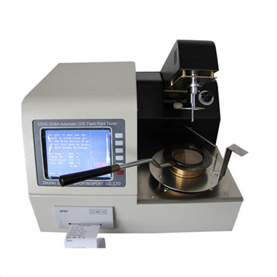 DSHD-3536A Automatic Cleveland Open Cup Flash Point Tester