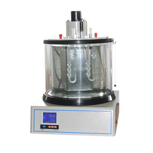 DSHD-265E Petroleum Products Kinematic Viscosity Tester (Capillary Viscometer Method)