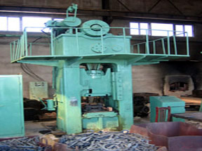 Friction press machine