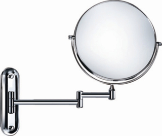 Stainless Steel Beauty Mirror for Guest Room