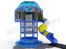 Kids Amusement Soft Indoor Playground 6616B