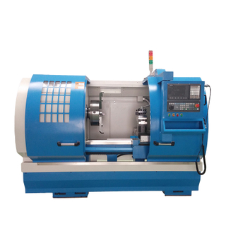 High-Precision Wheel Repair Lathe Machine AWR3050 with CE