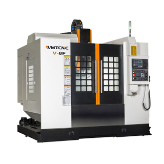 High precision vertical machining center V8F with CE