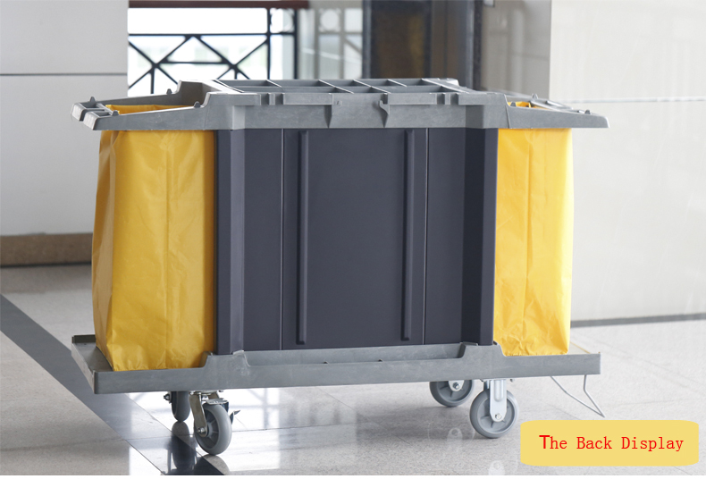 Upgrade Hotel Guest Room Service Trolley (FW-017)