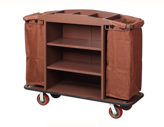 Service Trolley with Steel for Hotel (FW-56C)
