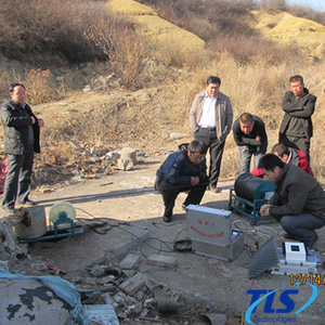 Changzhi Shanxi logging field recording