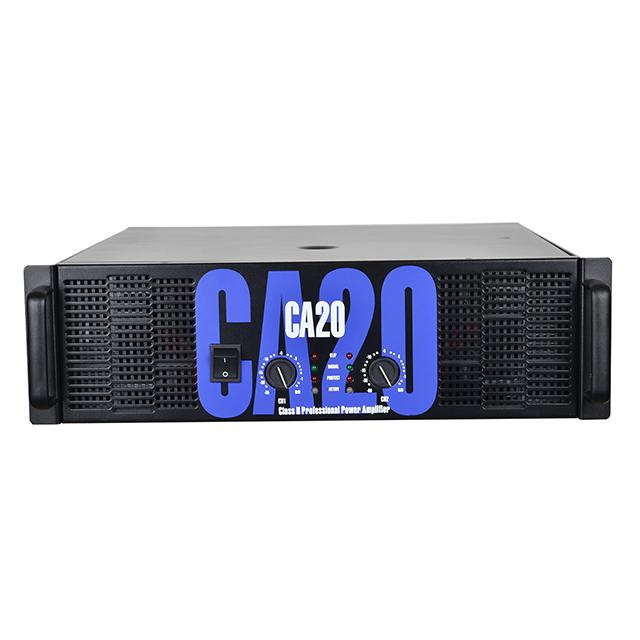 CA20 3 Steps Class H Transformer Power Amplifier