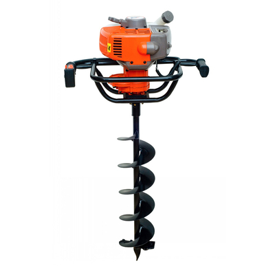 Single man operated Earth auger 10inch hole