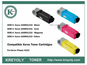 Compatible Xerox Phaser 6125 Toner