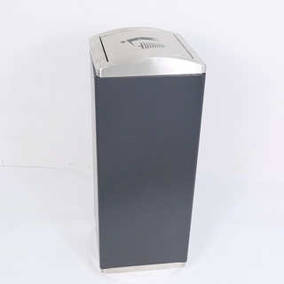 3 in 1 Waste Bin with Flip for Shopping Mall (YH-272)
