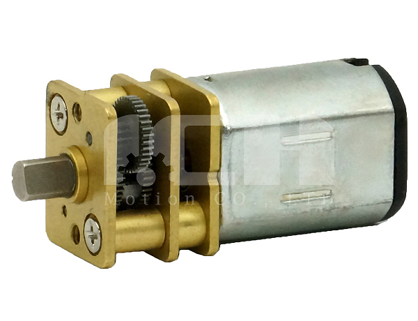 12mm DC Gear Motor