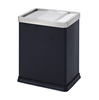 Room waste bin with swing tops KL-53