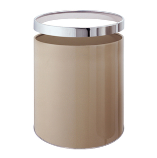 Toilet waste bin with iron coated KL-01B
