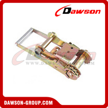 RB100 BS 10,000KG/22,000LBS 100mm Ratchet Buckle Lashing Buckle