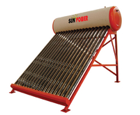 Vacuum Tube Solar Water Heater (SPR-47/1500-24)