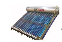 Solar Water Heater technology (SPP)